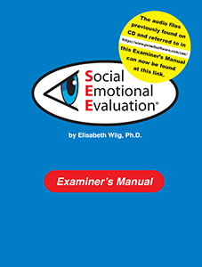 Picture of SEE: Examiner's Manual