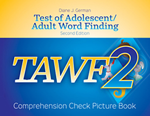 Picture of TAWF-2: Comprehension Check Picture Book