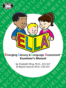 Picture of ELLA: Examiner's Manual