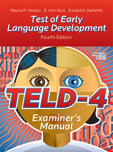 Picture of TELD-4: Examiner's Manual