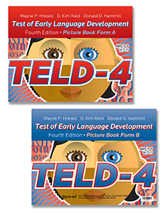 Picture of TELD-4: Picture Book A & B