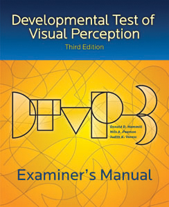 Picture of DTVP-3: Examiner's Manual