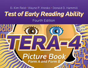Picture of TERA-4 Picture Book (Form A & B)
