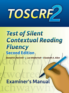 Picture of TOSCRF-2: Examiner's Manual