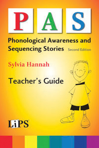 Picture of Phonological Awareness and Sequencing Stories (PAS) - Second Edition, Teacher's Guide
