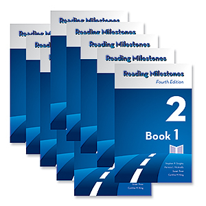 Picture of Reading Milestones-Fourth Edition, Level 2 (Blue) Reader Package (1-10)