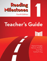 Picture of Reading Milestones-Fourth Edition, Level 1 (Red) Teacher's Guide