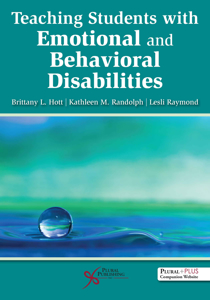 Picture of Teaching Students with Emotional and Behavioral Disabilities - FIRST EDITION
