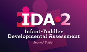 Picture of IDA-2 Combo Print Kit (WITH Manipulatives/Carrying Case) & Online Administrations