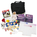 Picture of IDA-2: Infant-Toddler Developmental Assessment-Second Edition-Complete Kit WITH Manipulatives and Carrying Case