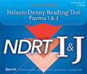 Picture of NDRT: Nelson-Denny Reading Test Forms I & J-Complete Kit