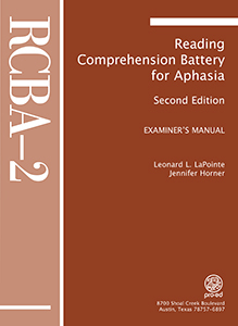Picture of RCBA-2 Examiner's Manual
