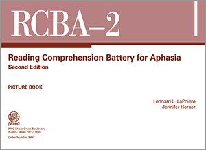 Picture of RCBA-2 Picture Book