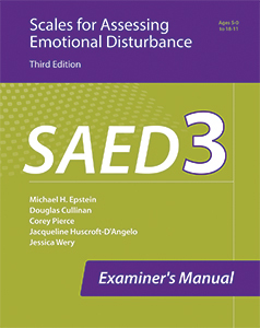 Picture of SAED-3 Examiner's Manual