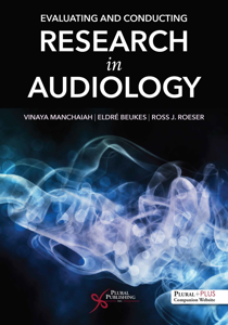 Picture of Evaluating and Conducting Research in Audiology