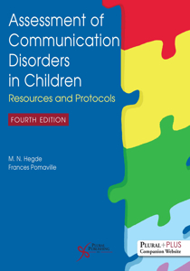 Picture of Assessment of Communication Disorders in Children: Resources and Protocols - 4th Edition