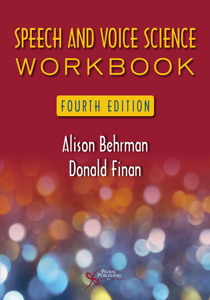 Picture of Speech and Voice Science Workbook - 4th Edition