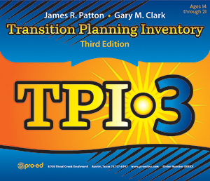Picture of TPI-3: Transition Planning Inventory–Third Edition, Complete Kit